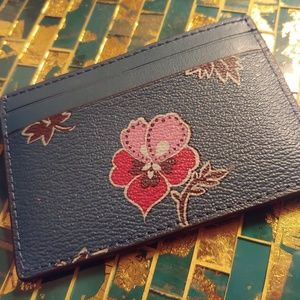 Coach Bags - New Coach leather card case